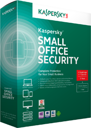 Kaspersky Small Office Security.